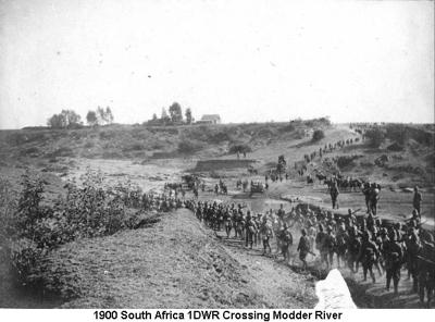 1900 South Africa 1DWR Crossing Mod