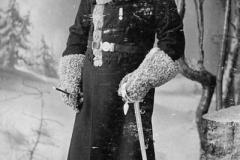 1894 Nova Scotia Halifax Lt W Fitzpatrick 2DWR