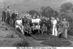 1896c South Africa 2DWR Hill Station Group