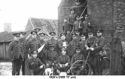 1920s DWR TF unit