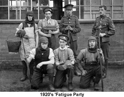 1920s Fatigue Party