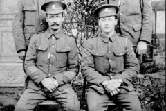 1914-1918 2DWR CQMSs