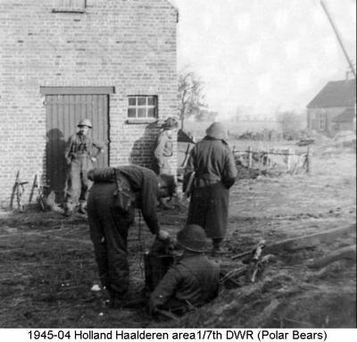 1945-04 Holland 1st 7th DWR