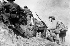 1942 UK Crickhowell 1st 7th DWR Training for D-Day