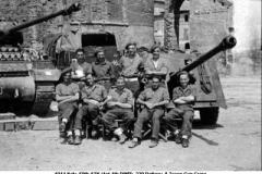 1944 Italy 58th ATK (1st 4th DWR) 229 Battery A Troop Gun Crew
