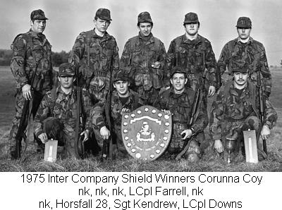 1975-02-19 SAA Shoot Inter Company Shield Corunna Coy