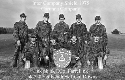 1975 02-19 SAA Shoot Inter Company Shield Corunna Coy