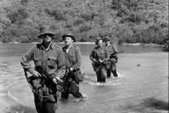 1972 Caribbean BVI Exercise Sun Pirate - Dukes Patrol clearing Norman Island