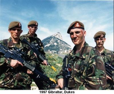 1997 Gibraltar x4 unknown Dukes