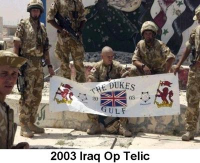 2003 Iraq Op Telic 01