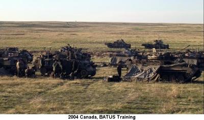 2004 Canada BATUS Camp