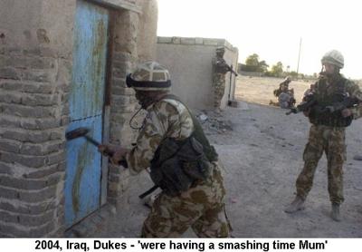 2004 Iraq War House Raid