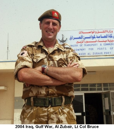 2004 Iraq War LtCol Bruce