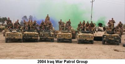 2004 Iraq War Patrol Group