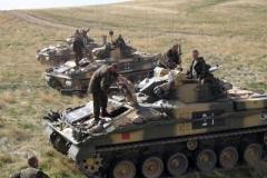 2004 Canada BATUS Trg 7 Platoon Warriors