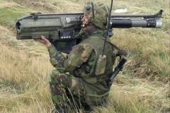 2004 Canada BATUS Trg 94mm LAW
