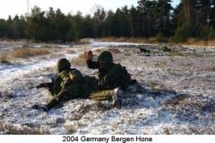 2004 Germany Bergen Hone