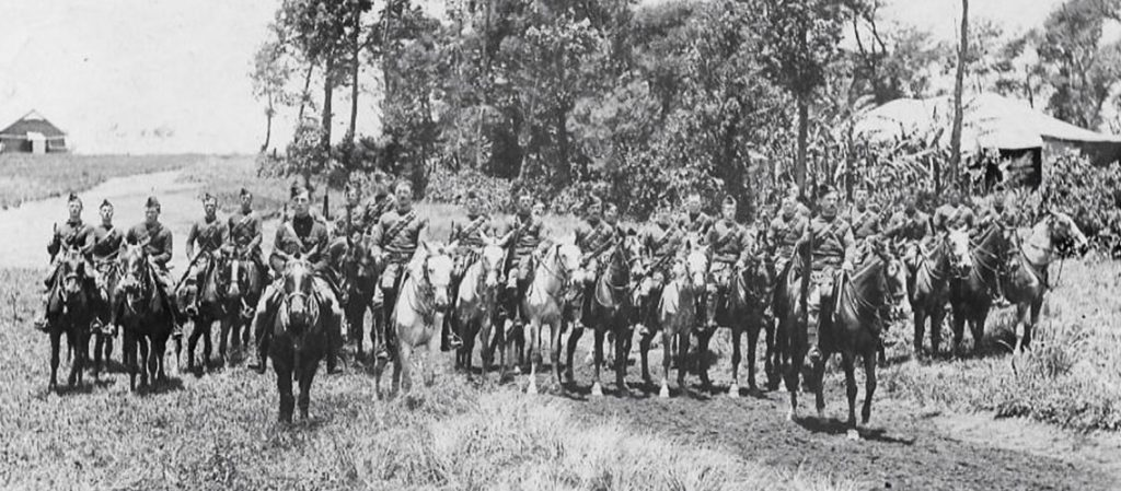 1899-1902 South Africa 2DWR Mounted Infantry