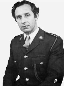 1977 Lt Col MRN Bray