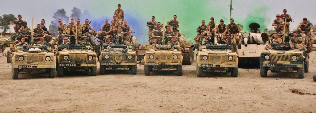 2003-05-10 Iraq War Patrol Group