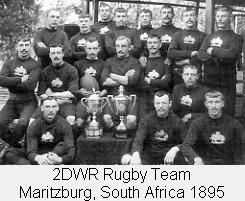 2DWR Team Maritzburg SA