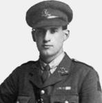 2nd Lieutenant James Palmer Huffam