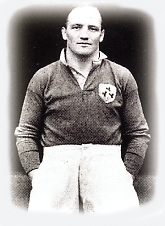 Lt (Horsey) Brown Army & Ireland (12 Caps) 1925-1928