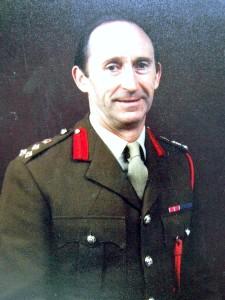 Brigadier JBK Greenway MBE