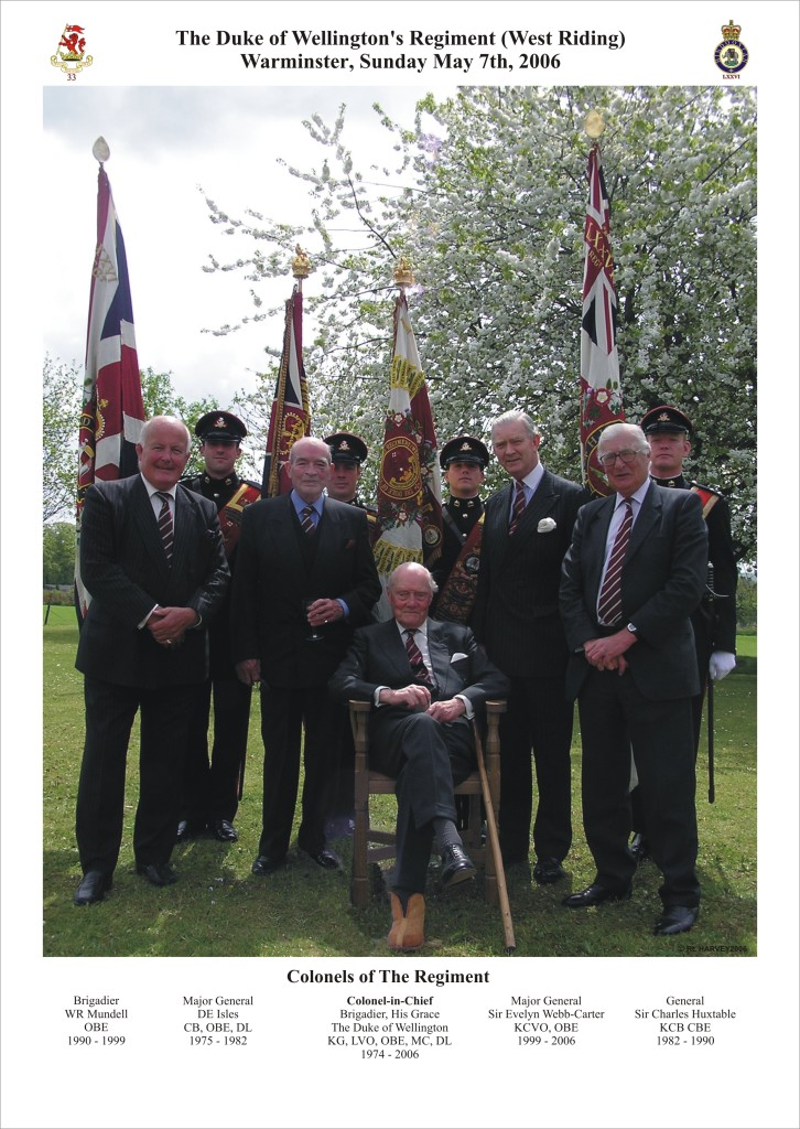 DWR Colonels - 2006.