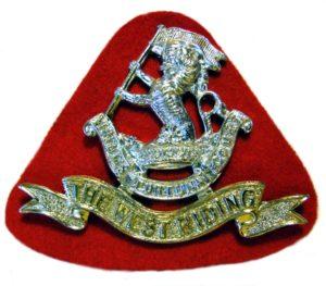 Dukes Cap Badge
