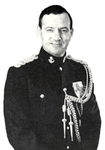 Lt Col PA Mitchell