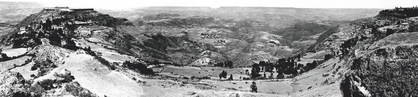 Magdala Plateau