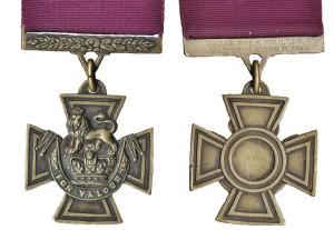 Victoria Cross Pte Poulter (RLH)